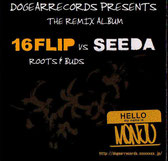 16FLIP vs SEEDA - ROOTS & BUDS