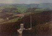 Bollerbergturm mit altem Sendemasten