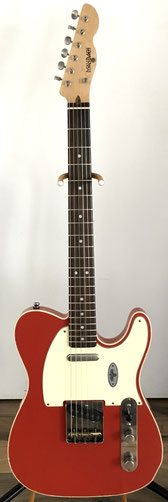 MAYBACH - Teleman T61 Red Rooster Aged Custom Shop