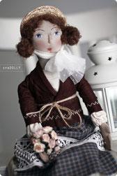 Купить интерьерную куклу в Санкт-Петербурге