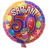 Ballonnen Gefeliciteerd! 8 stuks € 2,25