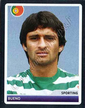 N° 259 - Carlos BUENO (2005-06, PSG > 2006-07, Prêt Sporting, POR)