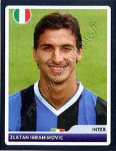 N° 140 - Zlatan IBRAHIMOVIC (2006-07, Inter Milan, ITA > 2012-??, PSG)