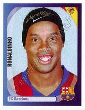 N° 055 - RONALDHINO (2001-03, PSG > 2007-08, Barcelone, ESP)