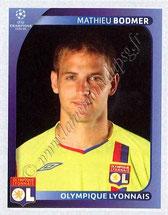 N° 356  - Mathieu BODMER (2008-09, Lyon > 2010-Jan 2013, PSG)