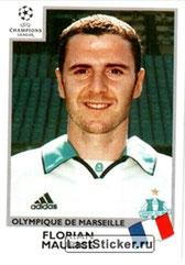 N° 152 - Florian MAURICE (1997-98, PSG > 1999-00, Marseille)