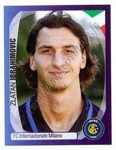 N° 177 - Zlatan IBRAHIMOVIC (2007-08, Inter Milan, ITA > 2012-??, PSG)