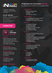 graphiste, formation, adobe, indesign, aurillac, cantal
