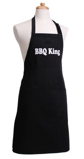 Kochschürze für Männer BBQ King