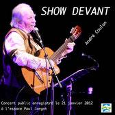 CD SHOW DEVANT