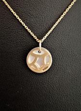 Colliers - pendentif - argent - or - créations - bijoux - sur mesure - Beaurepaire - Les Herbiers - Montaigu