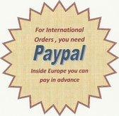 Paypal Payment - Online Gravoures Store - www.mio-quadro.com