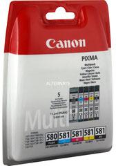 Canon PGI 580 CLI 581