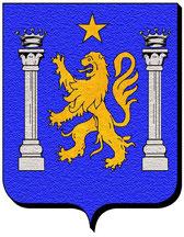 Armoiries des Comtes de Bruneteau de Sainte Suzanne