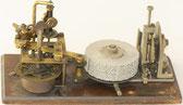 Teaching telegraph set