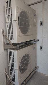 安裝分體冷氣