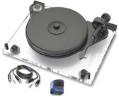 Pro-Ject Plattenspieler PerspeX Anniversary Sondermodell UVP 2.100,- €