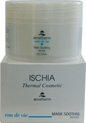 mask soothing delicate aenatherm ischia