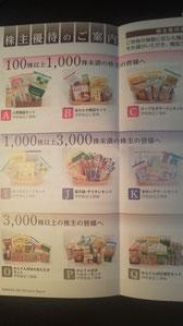 株主優待 ヤマウラ 地場商品群2