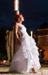 Anfertigung Brautkleid