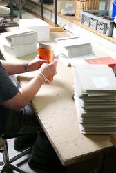 Werkstatt - Lettershop