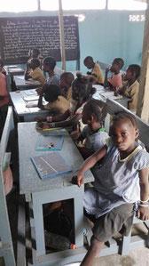 Mehrklassen Schulraum