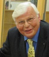 Werner Zywietz (76) aus Ammersbek, MdB a.D.