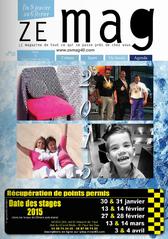 ZE mag Dax N°38