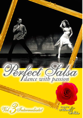 Perfect Salsa DVD vol, 3  ¥5,500