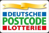 Logo Deutsche Postcode Lotterie - Freiwilligen-Zentrum Augsburg
