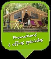 Camping Sites & Paysages Les Saules à Cheverny - Loire Valley - Promotions et offres spéciales