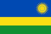 ルワンダ 国旗