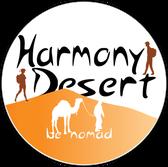Logo HarmonyDesert.com : viaggi nel deserto del Marocco