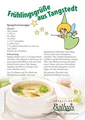 Rezept für eine Spargelcremesuppe | Spargelhof Bolhuis