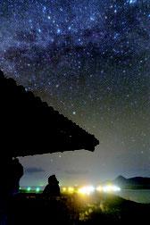 大賞に輝いた山口千宗さんの作品、「星空にうっとり」=提供写真