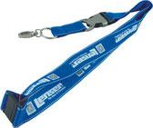 lanyards e porta badge aziendali
