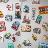 magneti e calamite da frigorifero