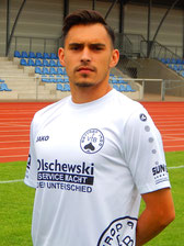 Gino Pöschl traf zur 1:0-Führung.