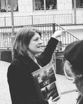 Visite guidée avec Camille Alcaraz
