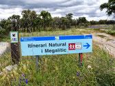 Parc Naturel et Mégalithique