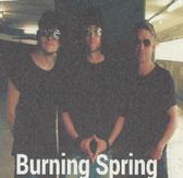 REVERSE - Burning spring