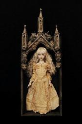 "清水真理 Mari Shimizu ""Vampire Castle"""