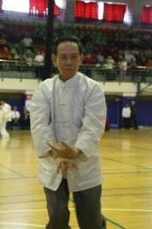 台灣傳統武學太極拳刀劍桿散手協會劉曉賦理事長