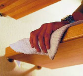 Nettoyage escalier