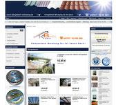 Internetshop und Shopsysteme