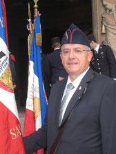 Didier PIERRE porte-drapeau du GASPPAL1248