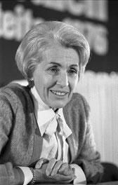 Hildegard Hamm-Brücher, 11.5.1921-7.12.2016