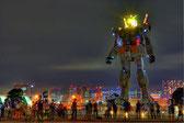odaiba et robot gundam guide francophone japon prive