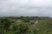 Staudamm von Corbara.