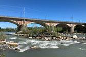 Brückenwehr Alba